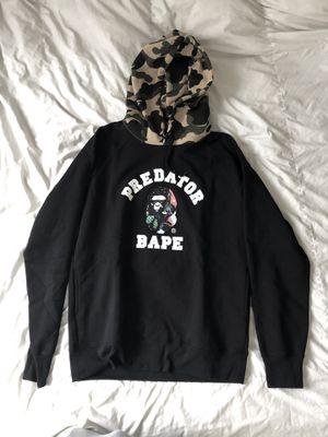 Bape Predator Hoodie size XL (Brand New) for Sale in Los Angeles, CA