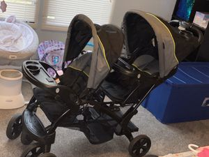 Double stroller for Sale in Gastonia, NC