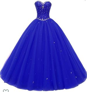 New quinceanera dress, party or graduation. for Sale in Miramar, FL