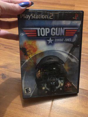 Top gun ps2 for Sale in Miami, FL