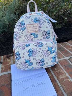 Disney loungefly backpack for Sale in Orlando, FL