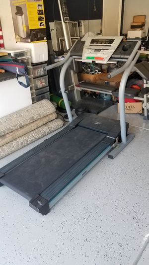 NordicTrack Treadmill C1800s for Sale in Rancho Cucamonga, CA