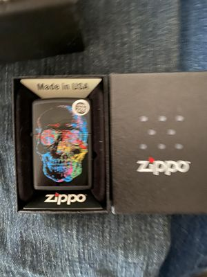 Collectible Zippo- perfect for gift or collector!! for Sale in Sun City West, AZ