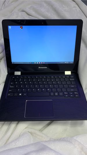 Laptop lenovo touch screen for Sale in Hialeah, FL