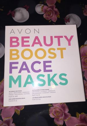 Beauty boost face masks for Sale in Reedley, CA