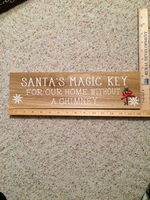 Santa's Magic Key 🔑 for Sale in California, MO