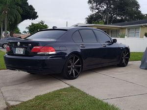 06 bmw 750li for Sale in Tampa, FL