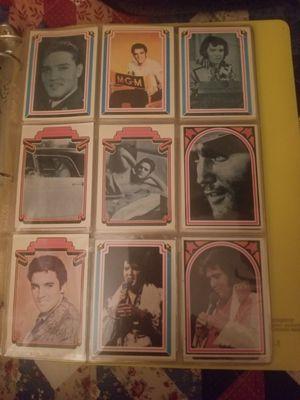 elvis Presley baseball cards for Sale in Fresno, CA