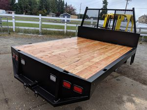 Truck flatbed for Sale in Graham, WA