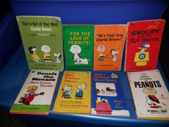Peanuts books for Sale in Canandaigua,  NY