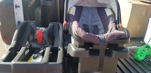Graco 360 Snugride Infant Car Seat for Sale in Yukon, OK