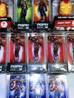 Marvel Contest Of Champions Fig Pin Lot for Sale in Pompano Beach,  FL