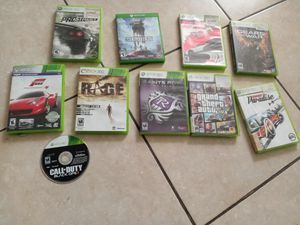 XBOX 360 Games and 1 XBOX ONE for Sale in IND CRK VLG, FL