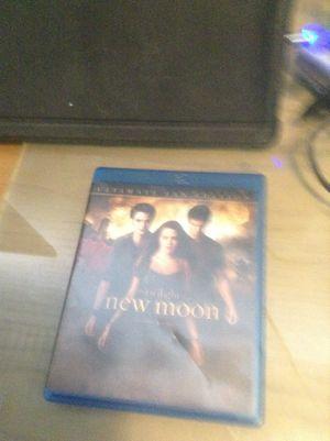 Blu Ray the twilight saga new moon for Sale in Hialeah, FL