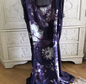 Purple new XL dress, Vera wang! for Sale in Silver Spring, MD