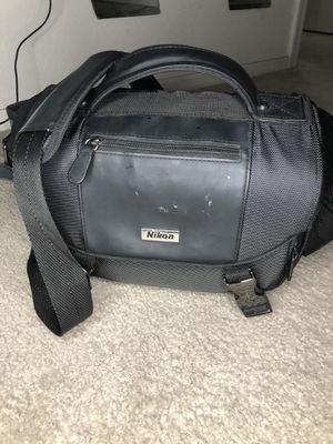 Nikon Camera Bag for Sale in Phoenix, AZ