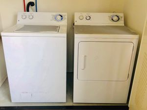 Washer & gas dryer for Sale in Santa Maria, CA