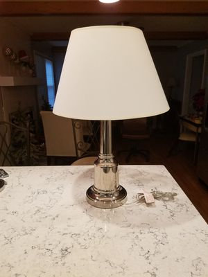 Chrome lamp for Sale in Richmond, VA