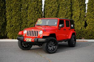 2018 Jeep Wrangler JK Unlimited for Sale in Yakima, WA