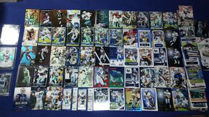 100 Dallas Cowboy football cards plus 3 certified autographs $15 takes all for Sale in Garland, TX