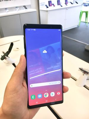 Samsung Galaxy Note 9 for Verizon/Simple Mobile/AT&T/T-Mobile/Metro/Cricket/Mexico/international use for Sale in Milwaukie, OR