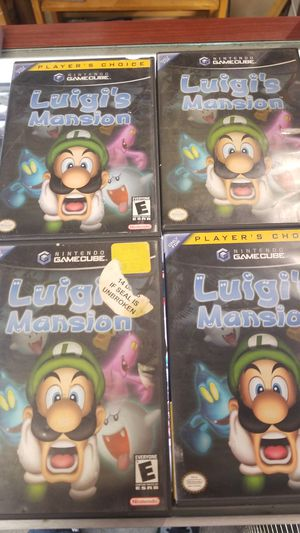 Luigi's Mansion $40-$45 for Sale in Los Angeles, CA