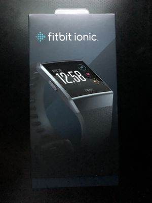 Fitbit ionic for Sale in UPPR MORELAND, PA