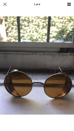 Antique Willson Sideshield Safety Glasses Amber for Sale in Philadelphia, PA