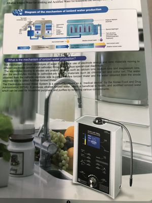 Alkaline Ionized Water System 1/2 Amazon price for Sale in Vancouver, WA