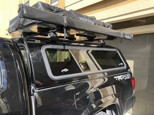 Toyota Tacoma camper shell for Sale in Richmond, TX