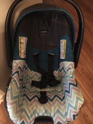 Evenflo car seat for Sale in Cary, NC