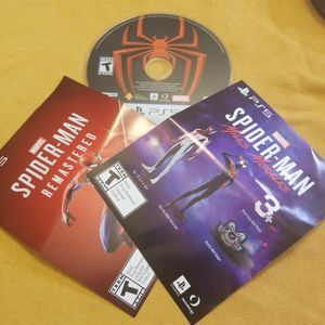 Spider Man Miles Morales PS5 (Spider Man Remastered) for Sale in Phoenix, AZ