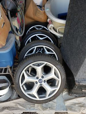 Focus ST wheels and tires for Sale in Holt, MO