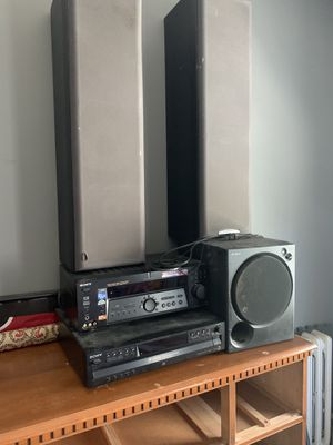 Sony Stereo System for Sale in Wilmington, MA