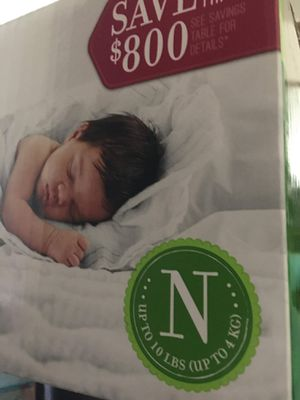 Members Mark Newborn diapers for Sale in Dayton, OH