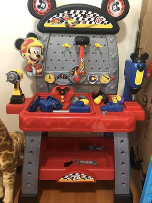 Mickey mouse tool table. for Sale in Doral, FL
