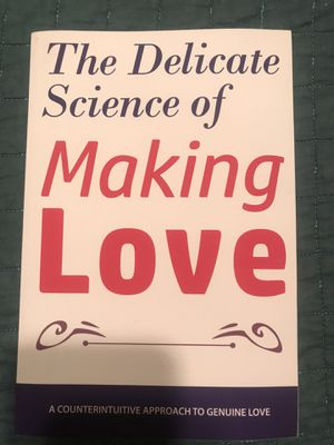 New, The Delicate Science of Making Love for Sale in Gainesville, GA