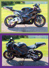Honda 2011 Bike 600RR BlackAM for Sale in Denver, CO