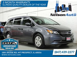 2016 Honda Odyssey for Sale in Mount Prospect, IL