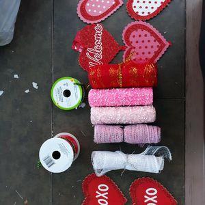 Free Valentine's Day DIY Supplies for Sale in West Palm Beach, FL
