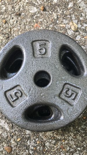 Five Pound Dumbbell Weights for Sale in Lebanon, TN