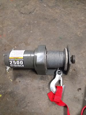 Winch for Sale in Riverview, FL