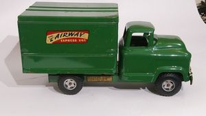 Vintage Buddy L Airway Express Van delivery truck for Sale in Downers Grove, IL