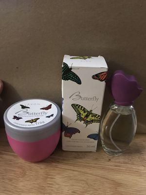 Avon Butterfly Fragrance set for Sale in Gaithersburg, MD