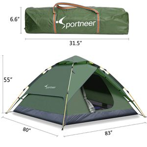 Pop Up Camping Tent for Sale in Rancho Cucamonga, CA