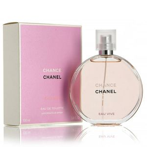 Chanel Chance Eau Vive Perfume 100ml New! for Sale in Federal Way, WA