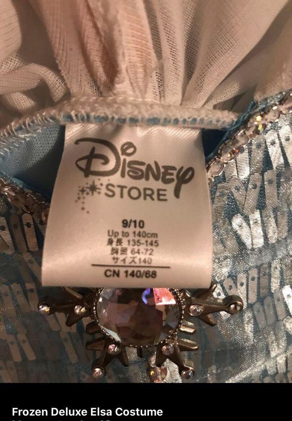 Frozen Deluxe Elsa Costume by Disney