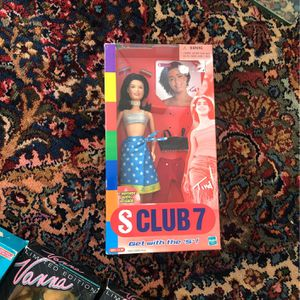 Club 7 Doll. Never Opened. for Sale in Sunrise, FL