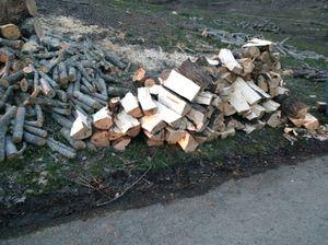 Fresh Maple Firewood for Sale in Gate City, VA