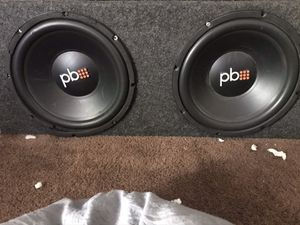 Subwoofer for Sale in Bowling Green, OH